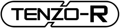 Carparts-Online 28732 Radkappen Radzierblenden f/ür Stahlfelgen Set Tenzo-R I 13 Zoll schwarz silber
