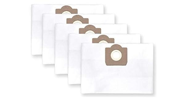 10x bolsas para aspirador tejido DeWalt D 27900: Amazon.es ...