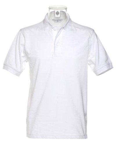 Kustom Kit Damen Poloshirt Weiß Weiß
