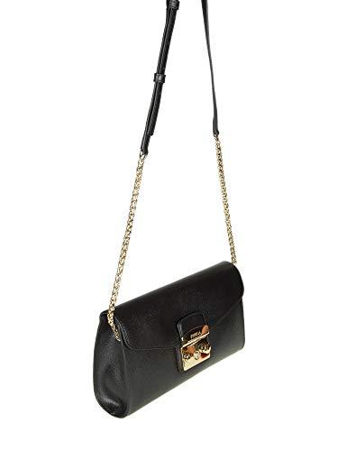 Furla Femme 962799 Pochette Cuir Noir n8OrZSqw8x