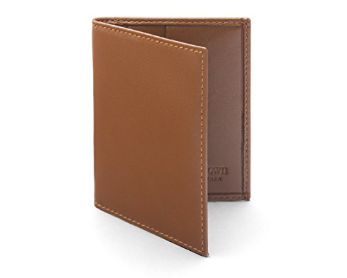 Credit Case Credit Slim Card Soft SAGEBROWN Case Slim Soft SAGEBROWN Card Tan qvgcTI