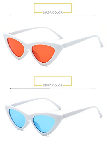 Plage Voyage Style C14 de Yeux Plastique Vintage Lunettes Chat Eye Cat Lunettes Mod Sunglasses de Soleil Des de Retro Lentille Soleil 0PHRU