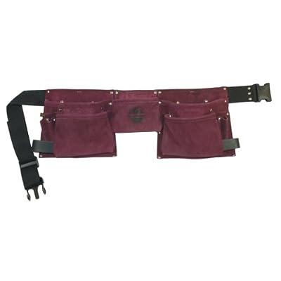 Graintex DS1125 8-Pocket Purple Tool Belt for Women from Graintex