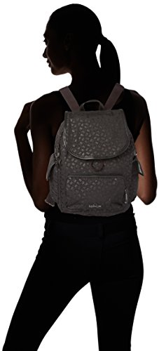 Black City Cactus Mm Kipling Kt S Khaki black Backpack Womens Pack 5qFUwqx8H