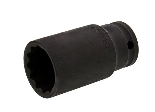 - ABN Axle Nut Socket, 30mm, 1/2