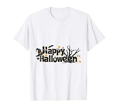 Happy Halloween Ghost Eyes T-shirt to celebrate Halloween for $<!--$15.99-->