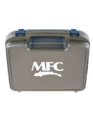 MFC Boat Box, Olive, Large Fly Foam by MFC