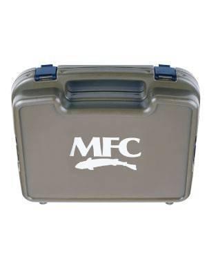 Boat Fly Drift Fishing - MFC Boat Box, Olive, Large Fly Foam