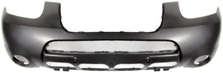 Front Bumper Cover for 2007 2008 2009 Hyundai Santa Fe NEW Painted to Match