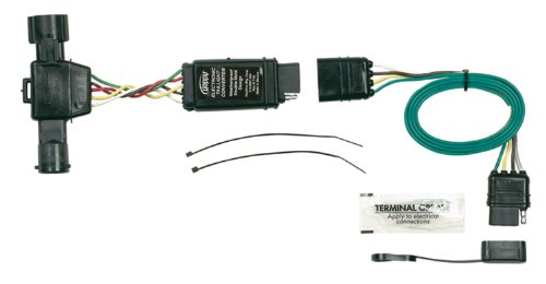 Wiring Trailer Hopkins (Hopkins 40215 Plug-In Simple Vehicle Wiring Kit)