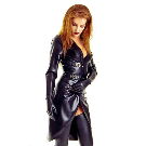 WRAPOVER BUCKLED DRESS. | Demask