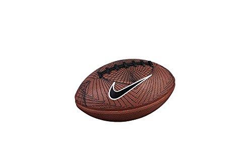 Nike Mini 500 Rubber Football (Brown)
