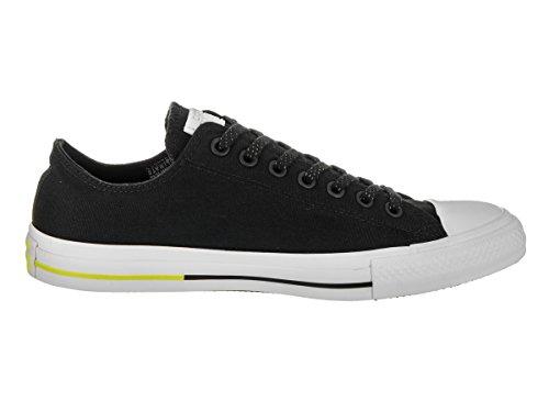Converse All Star Ox - Zapatillas Unisex adulto Black / White / Volt