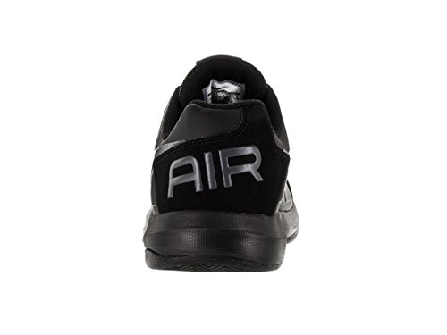 Nike Mens Luft Mavin Låg Basket Sko Svart / Antracit / Svart
