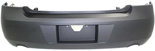 Partslink Number GM1100736 OE Replacement Chevrolet Impala Rear Bumper Cover