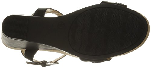 by Wedge Women's Burnished Think Black CL Chinese Laundry Sandal BqnxBda