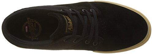 Mid Black Gum Mahalo 000 Uomo Sneakers Globe Multicolore da nFwRYFqA