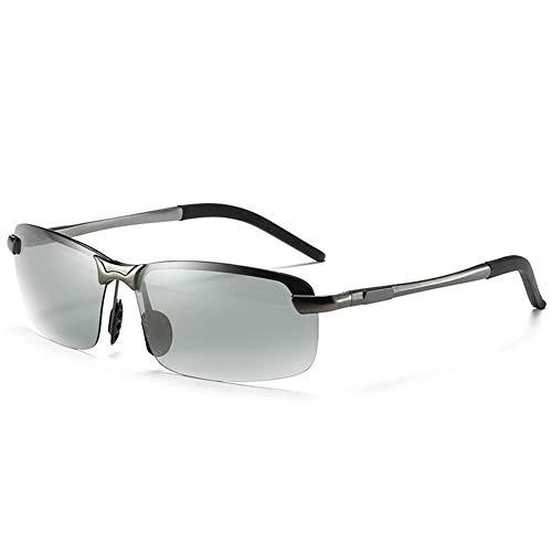 Color de que gafas de de protección cambia sol gafas de NIFG sol las polarizadas polarizadas UV la las HqdwWUndp5