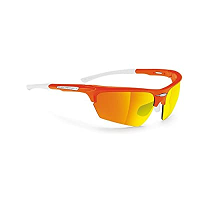Rudy Project sp044043mw Lunettes, Tangerine/multilaser Orange, Taille unique