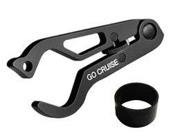 GO CRUISE/2wheelride gca1bk universal Acelerador Lock