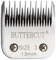Geib Buttercut Stainless Steel Dog Clipper Blade, 1/2-Inch