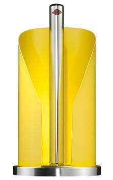 Wesco - Küchenrollenhalter, Rollenhalter - Farbe: Lemonyellow, Gelb