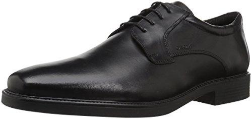 Geox Mens Brandolf 1 Oxford Black