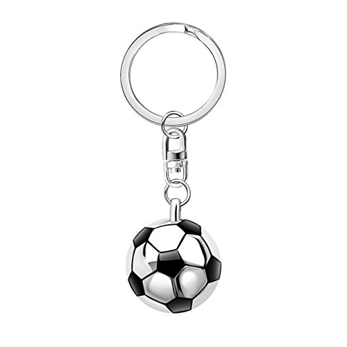 Soccer Key Chain 2018 World Cup Sports Futball/Foosball/Football Key Ring Metal Gift Metal Foot Ring