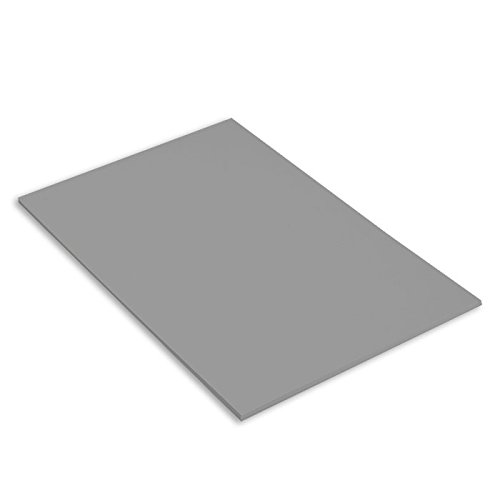 Canson Mi-Teintes A3 160 GSM Honeycombed Grain Colour Drawing Paper Pack of 25 Sheets Sky Grey