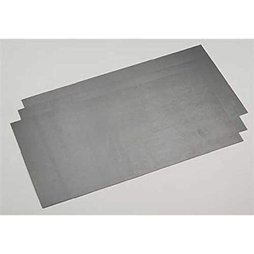 Black Styrene Sheets, .02x6x12