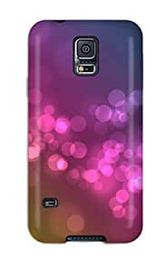 FMUqgRa4385LgSgs Tpu Phone Case With Fashionable Look For Galaxy S5 - Pretty Blurry
