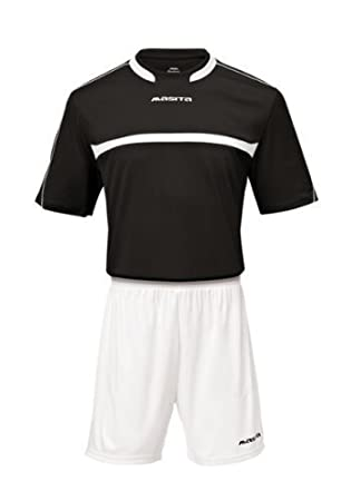Masita camiseta de Fútbol - Brasil, talla: XXL;Color: naranja/negro