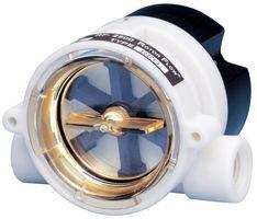 Gems Sensors - 155425 - FLOW SENSOR, 0.1-5GPM, 6.9BAR, 6.35MM