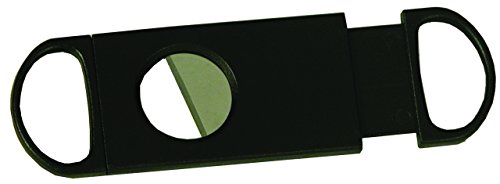 Quality Importers Trading Guillotine Cigar Cutter, Up to 54-Ring (Cigar Cutter Single Blade)