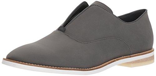 Calvin Klein Men's Auston Loafer Flat, Grey, 9.5 M US