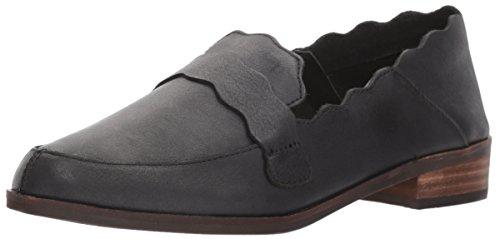 Lucky Brand Women's Callister Loafer, Black, 6.5 Medium US