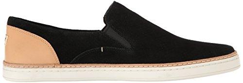 Donna Nera Adley Perf Fashion Sneaker Nera