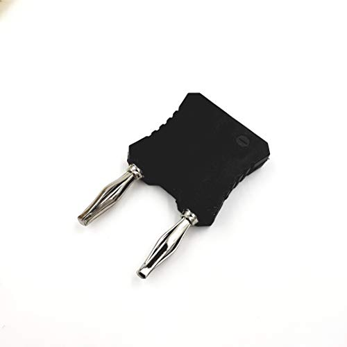 Perfect-Prime TL0100 Thermocouple Sensor K Type Transition Adapter Sheathed banana plug banana (Thermocouple Adaptor)