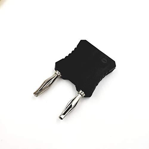 (PerfectPrime TL0100 Thermocouple Sensor K Type Transition Adapter Sheathed banana plug banana plug)