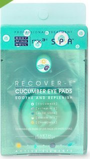 Earth Therapeutics Cucumber Eye Pads 5 Ea(2 Pack) by Earth Therapeutics
