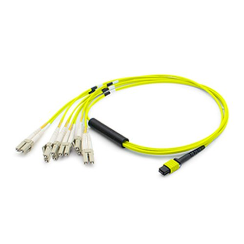 Add-on-computer Peripherals L Addon 3m Mpo To 6xlc Duplex Fanout Smf Yellow Patch Cable