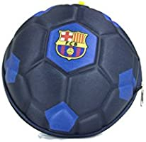 Oficial FC Barcelona Bolsa de balón de fútbol: Amazon.es: Juguetes ...