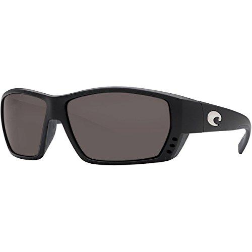 UPC 097963497787, Costa Del Mar Sunglasses - Tuna Alley- Glass / Frame: Black Lens: Polarized Gray Wave 580 Glass