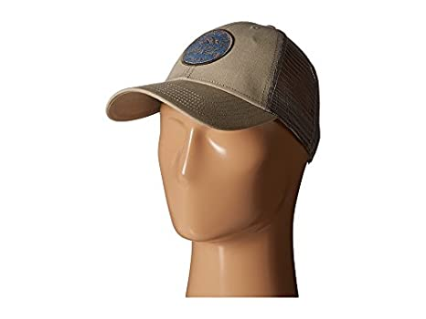 6492c5fc The North Face Patches Trucker Hat (Dune Beige): Amazon.ca: Sports ...