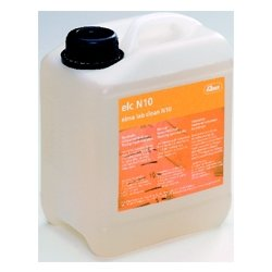 Elmasonic 800 0076 Elma Lab Clean N10 Ultrasonic Cleaner Solution Concentrate for Sensitive Materials- Gentle Cleaning Fluid for Laboratory Use by Elmasonic