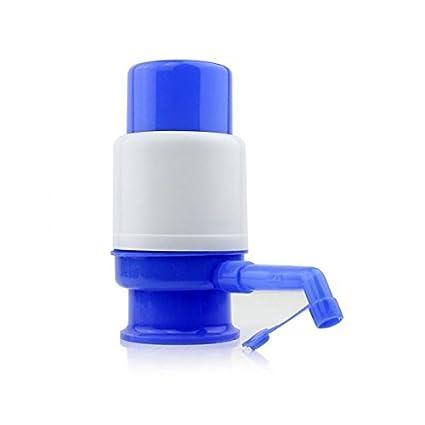 Bomba manual para dispensador de agua embotellada, casa, oficina, exterior,genérico, compatible para botellas y garrafas de todas las medida según ...