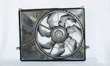 Sunbelt Radiator And Condenser Fan For Hyundai Sonata HY3117101 Drop in Fitment