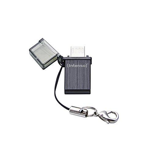 USB FlashDrive 8GB Intenso Mini Mobile Line OTG 2in1 blister ()