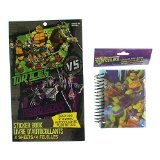Teenage Mutant Ninja Turtles Sticker Book - 300 Stickers Turtles vs The Bad Guys (Teenage Mutant Ninja Turtles Bad Guys)