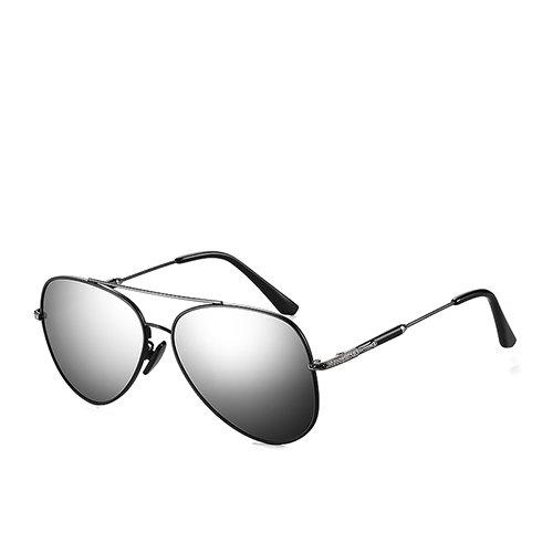 Sunglasses Gafas C2 TL anteojos Hombres Moda Espejo viajan Sol Sol MatteBlack de Unisex de Gafas de C2 MatteBlack Mirror para polarizadas Diseñador Conducción wfgAgx